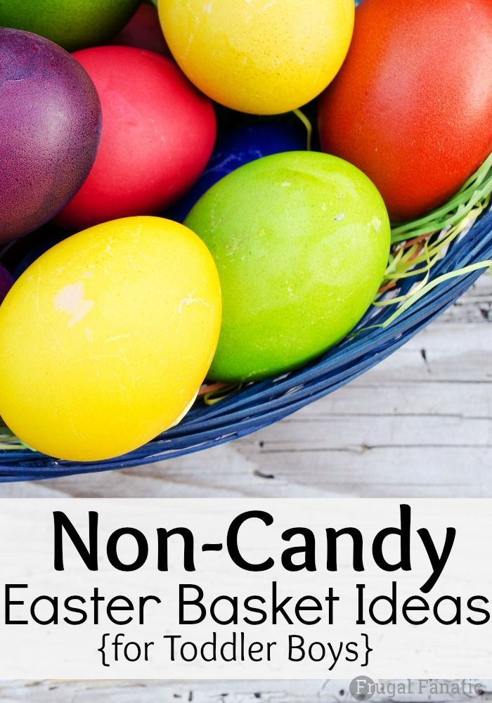 Easter basket ideas for toddler boys candy free basket ideas easter basket ideas for toddler boys candy free negle Images
