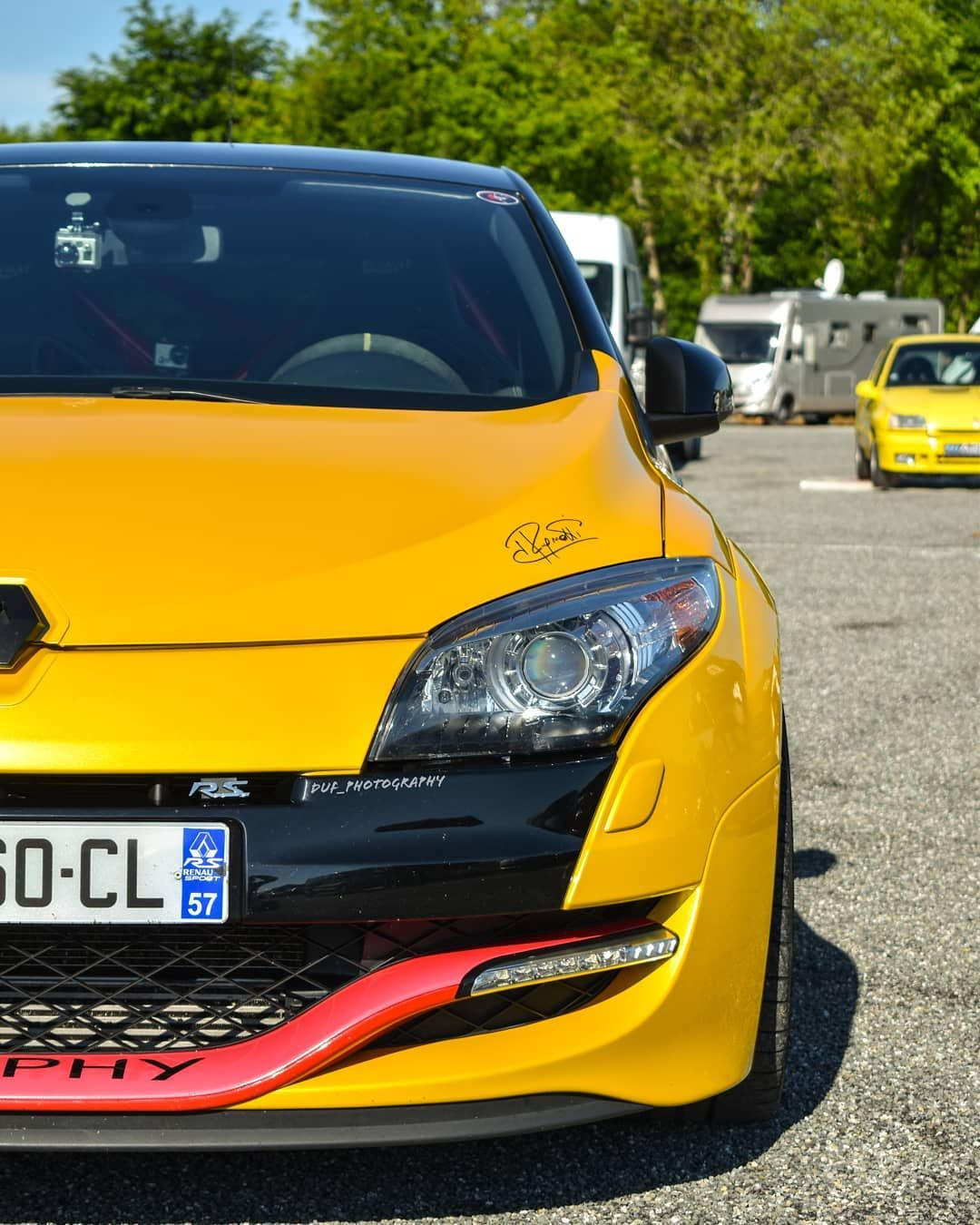 Renault Megane 3 Rs Phase 2 2 0 T 16v Rs 265 Chevaux Edition Trophy Photo 3 3 Pic Picofth Renault Megane Renault Japanese Cars