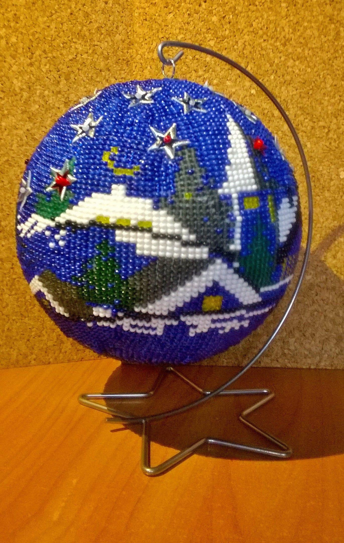 beads ball 15 cm width