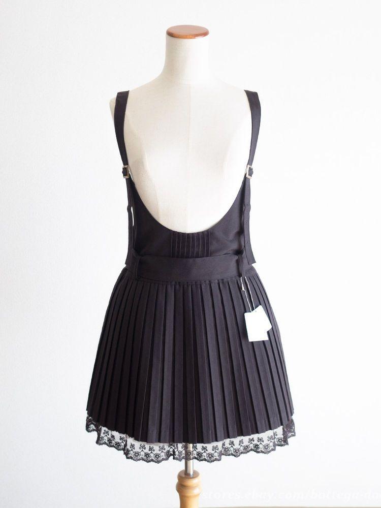 Olive des Olive Bitter Chocolate Jumper OP Dress JSK Sweet Lolita Kawaii Japan #OlivedesOlive #JSKJumperdressPeplum #Party