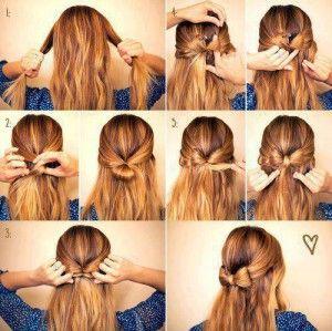 Leuke Makkelijke Kapsels Voor Lang Haar Google Zoeken Hair Care