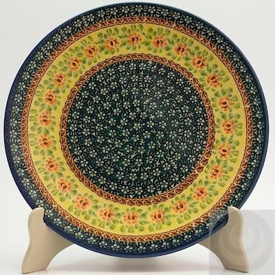 Dinner Plate (Bountiful Blossoms) High-Quality Polish Stoneware from the largest supplier in the western United States - The Polish Pottery Outlet in ...  sc 1 st  Pinterest & 10\