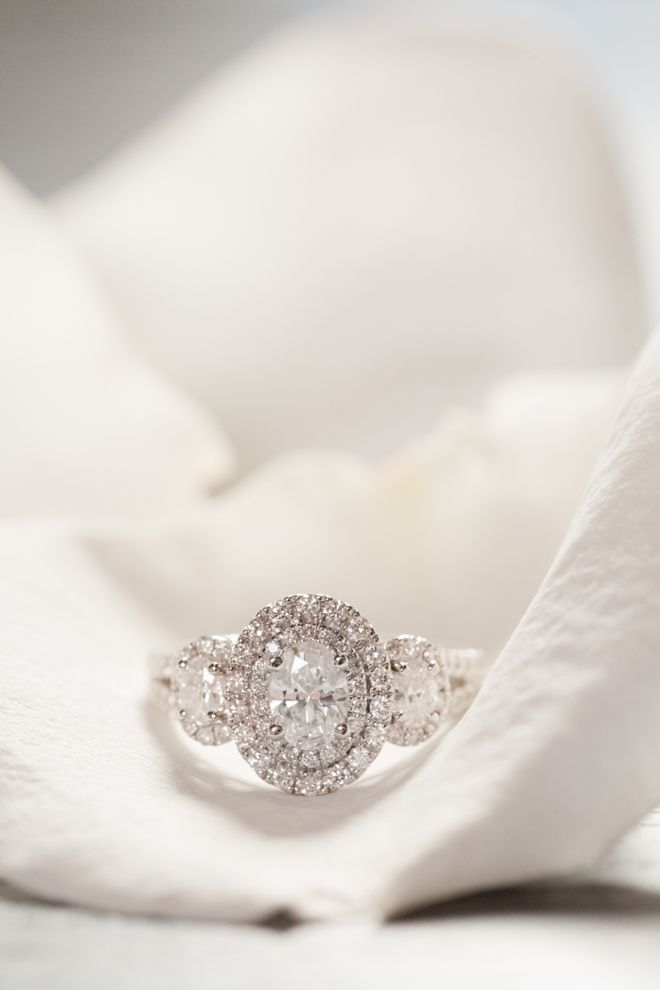 Inside Vera Wang Engagement Ring and Wedding