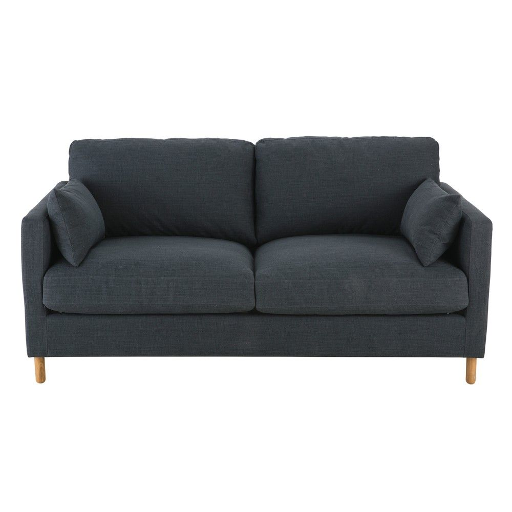 Canape 3 Places Gris Anthracite 3 Seater Sofa 3 Seater Sofa Bed Sofa Bed