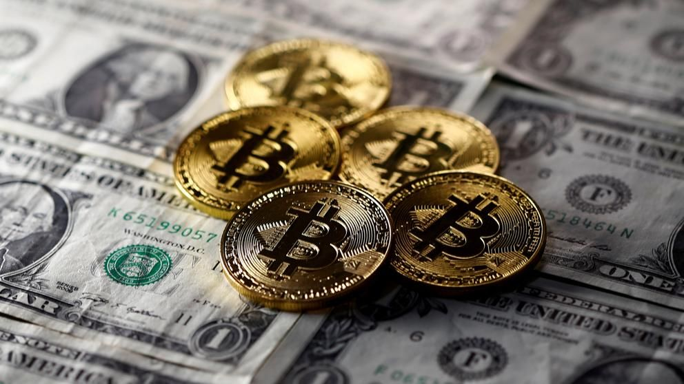 cryptocurrency exchanged to cash