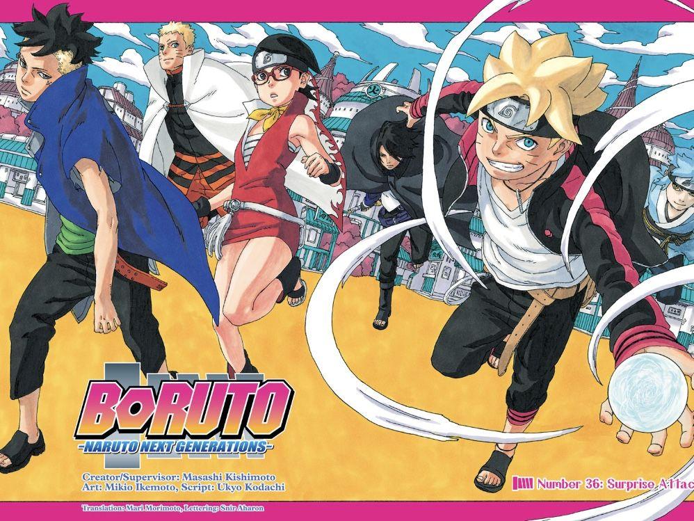 Boruto 07 19 19 Boruto Boruto Naruto Next Generations Manga
