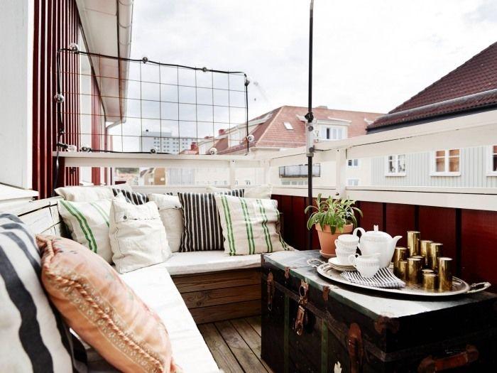 Comment Aménager Son Balcon Idées Inspirantes Et Astuces Balcons
