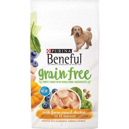 Pets In 2019 Products Free Dog Food Grain Free Dog Food Dog