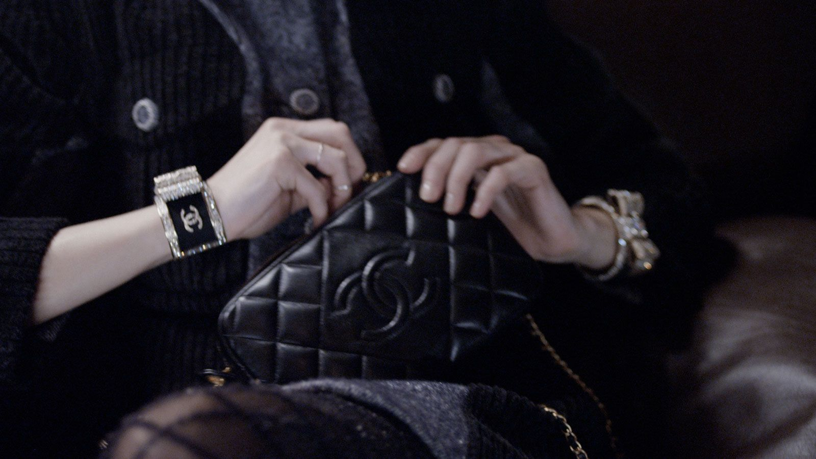 CHANEL WOMEN ONLY