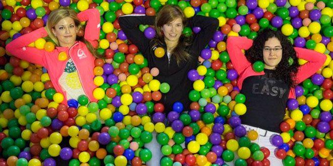 Irene, Paz, y Sonia García son las chicas gamers de España http://j.mp/1KA28Vl |  #LasGamers, #StreetFighters, #TombRaider, #Videojuegos
