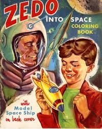 images of 1950's space art - Google Search