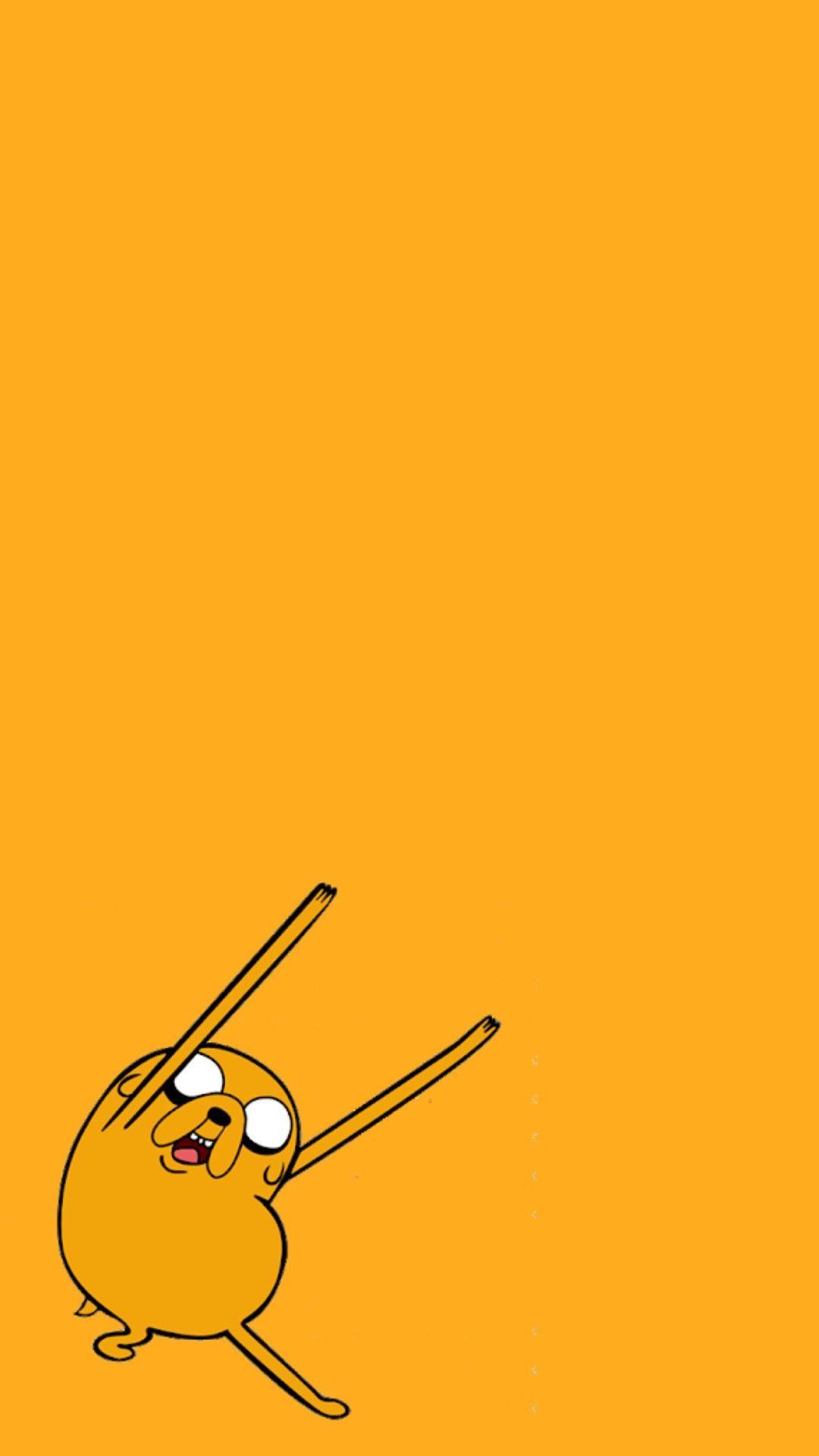 Samsung Wallpaper Yellow Hintergrundbild Tapete Jake Wallpaper Nerd Adventuretime Adventure Time Wallpaper Cartoon Wallpaper Iphone Spongebob Wallpaper