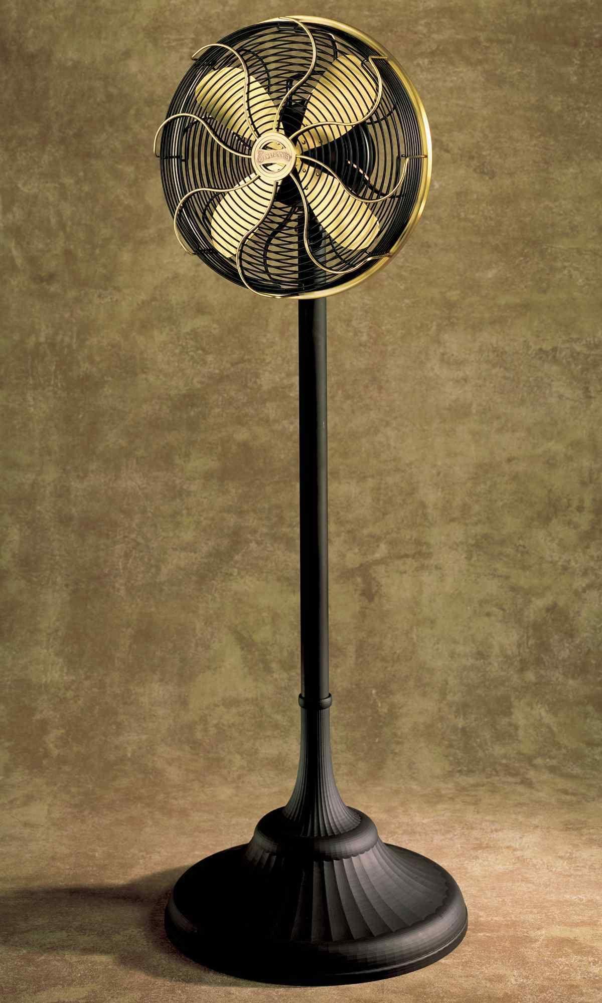 Vintage Floor Fan Floor Fan Pedestal Fan Vintage Floor