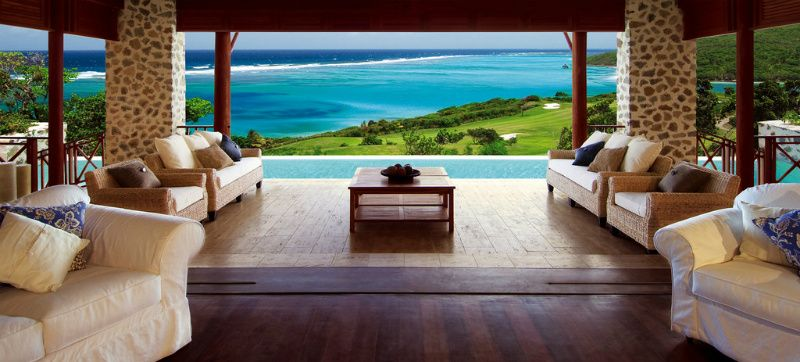 Canouan Resort Villas St Vincent And The Grenadines