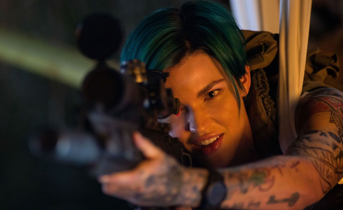 New 'xXx: Return Of Xander Cage' Trailer Targets Ruby Rose
