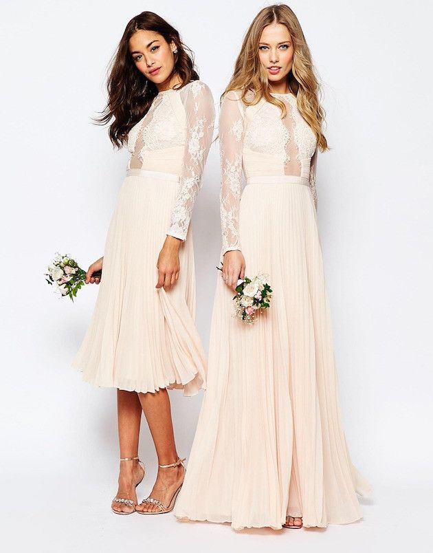 ASOS Wedding Shop Gorgeous Affordable Dresses