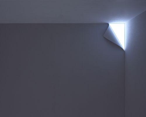 Peel Wall Light - The Peel Wall Light by YOY is a ...