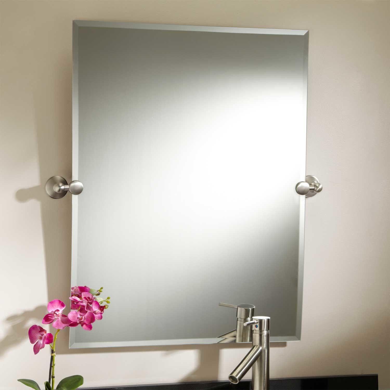 frameless mirrors for bathrooms. 28\ Frameless Mirrors For Bathrooms