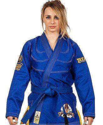 Blue Break Point Womens Dragonfly BJJ Jiu Jitsu Gi