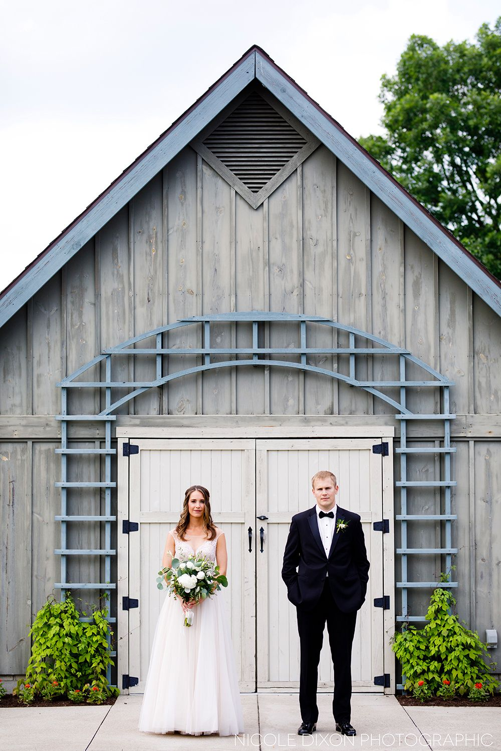 Wells Barn at Franklin Park, Columbus, Ohio Wedding | Ohio ...