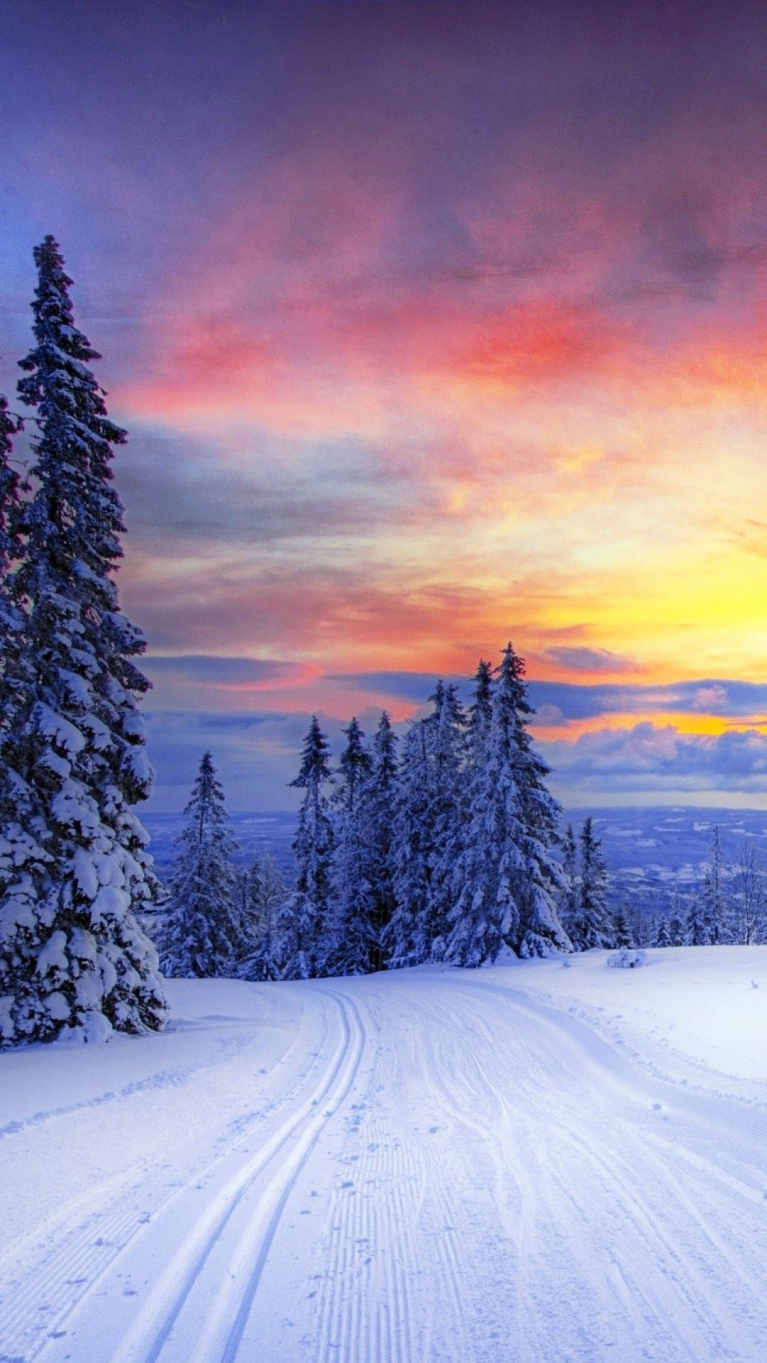 Winter Wallpaper For Iphone 86 Images Pertaining To Winter Wallpaper For Iphone Winter Wallpaper Winter Scenery Winter Landscape