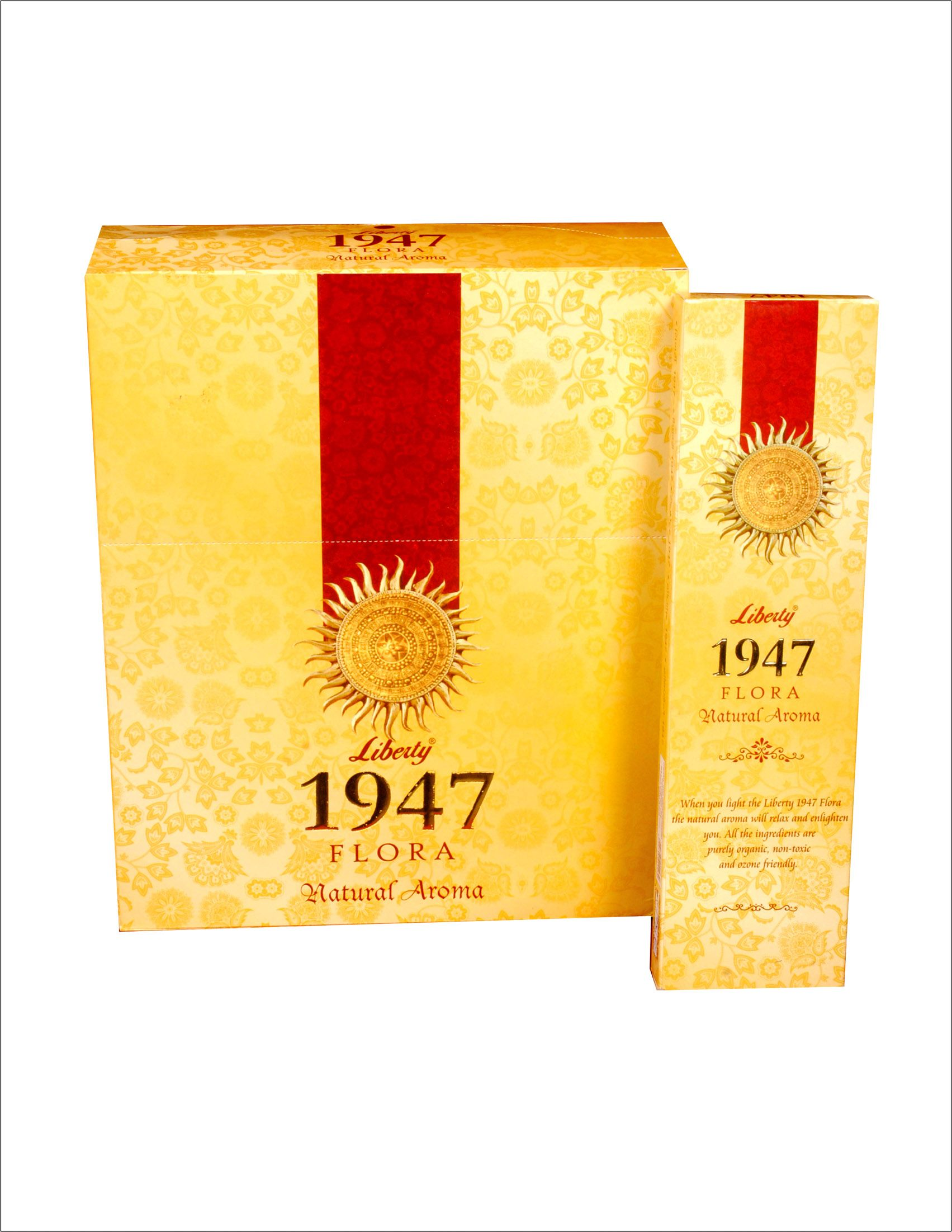 It was an authentic & pioneering achievement, realized by a series of marketing, research, product & packaging growth.