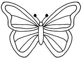 butterfly outline clip art for chocolate butterflies c s 3rd b day rh pinterest com Cute Butterfly Clip Art butterfly outline clip art free