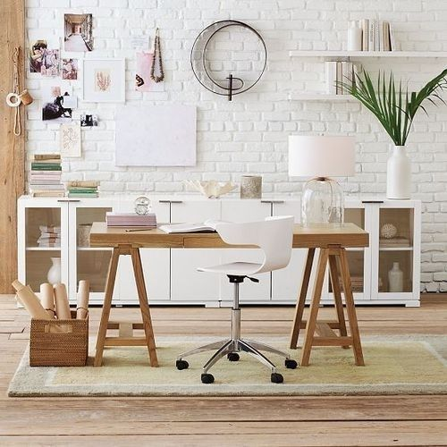 Home office & craft...someday