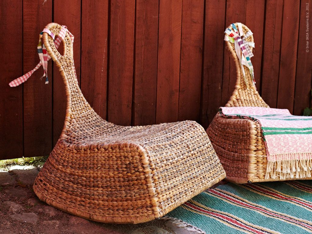Basket chair ikea - Banana Leaves Left Over From The Harvest Are Woven Together To Make Beautiful Products Like
