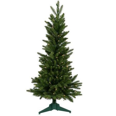 Vickerman Unlit 3 Frasier Fir Artificial Christmas Tree Walmart Com Fir Christmas Tree Christmas Tree Clear Lights Green Christmas Tree