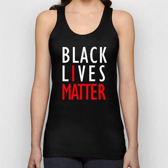 BLACK LIVES MATTER Tank Top for Men, Women, Girl, Boy, Teen, Apparel, Style, Inspired, Design