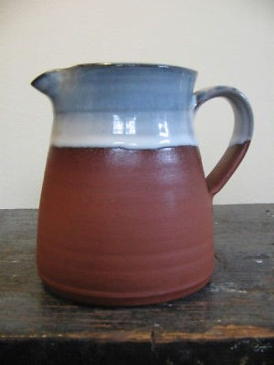 DENIS VIBERT STUDIO POTTERY PITCHER (06/04/2011)