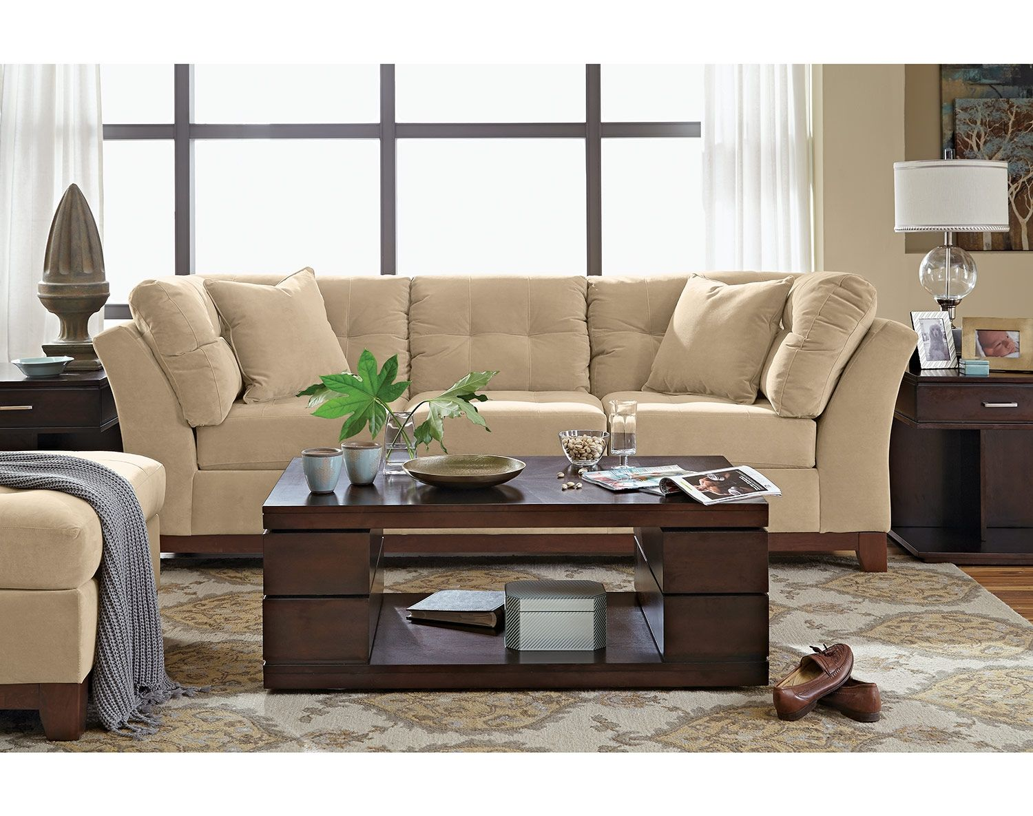 Best The Solace Cocoa Collection Value City Furniture 640 x 480