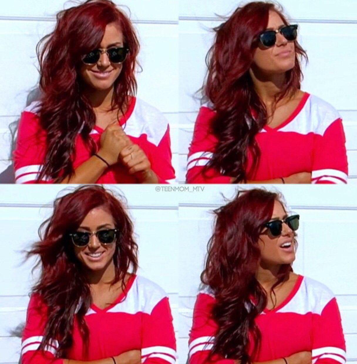 insta // twitter: brianamcevoy   chelsea houska   hair color