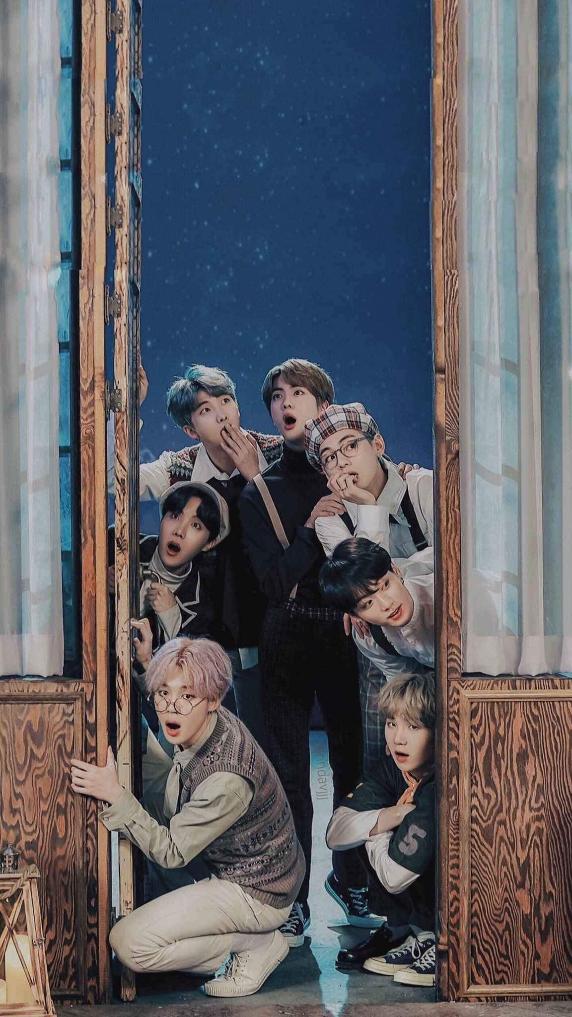 Bts Wallpaper - Bts #btswallpaperaesthetic