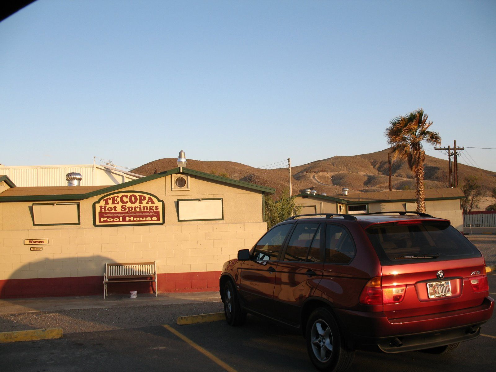 Tecopa Hot Springs Ca Bath House Hot Springs The Good