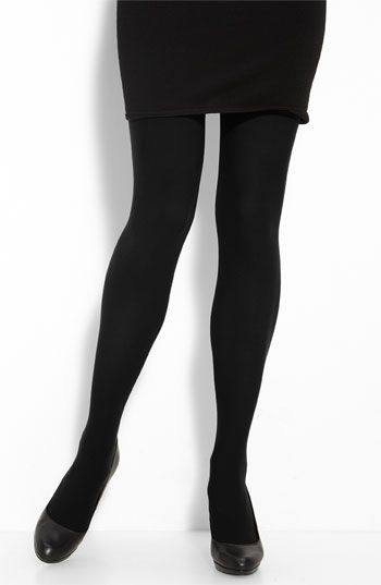 05e94f1284420 Commando Opaque Tights | Nordstrom - supposed to be the best opaque tights  - very black and don't pinch at the waist. $35