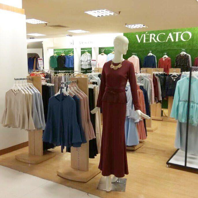 Our Pop Up Store At Metrojayamy Mid Valley Ground Floor Vercato Shopping Raya Raya2017 Rayashopping Bajur Muslimah Dress Muslimah Wedding Hijab Fashion