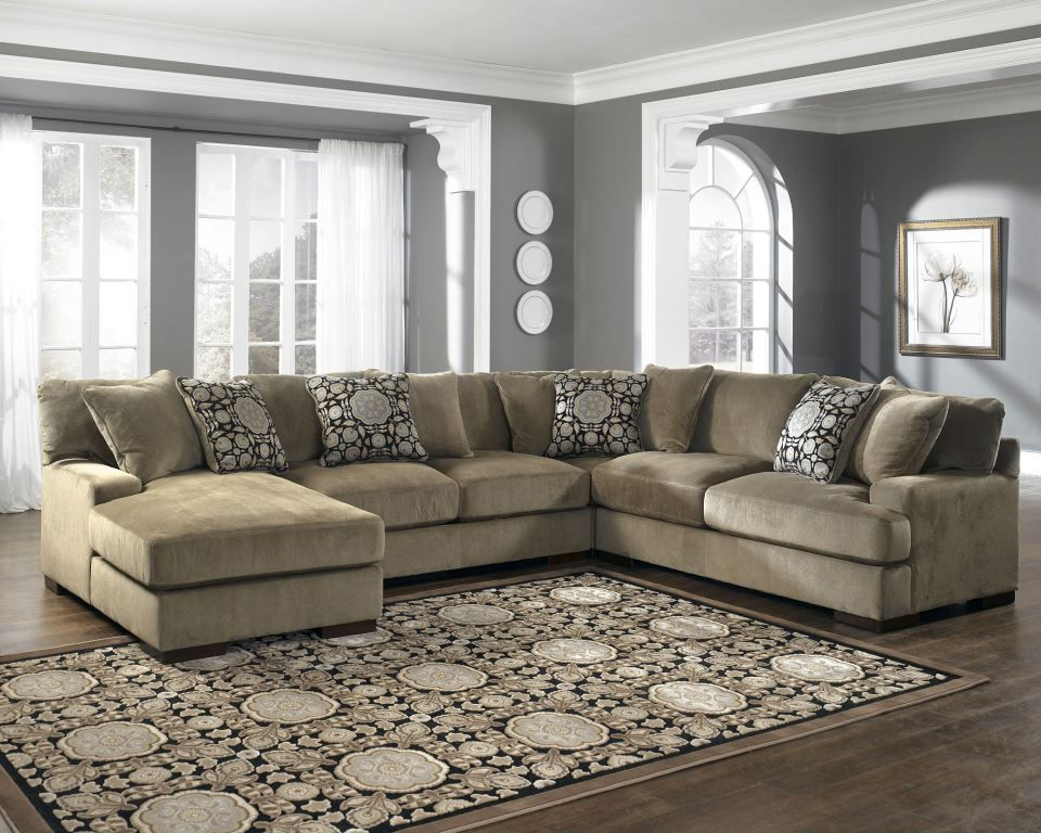 Robert Michael Sectional. We Just Bought It And LOVE It!!! Most Comfortable  Couch EVER! | Make A House A Home | Pinterest | Comfortable Couch, Living  Rooms ...