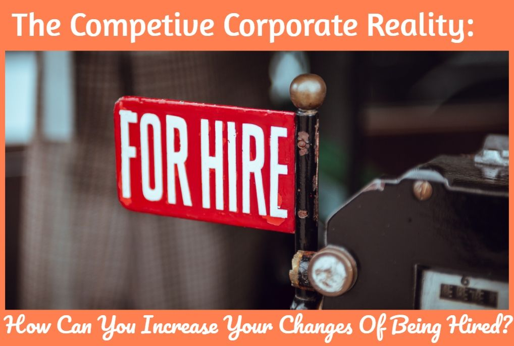 The Competitive Corporate Reality How Can You Increase