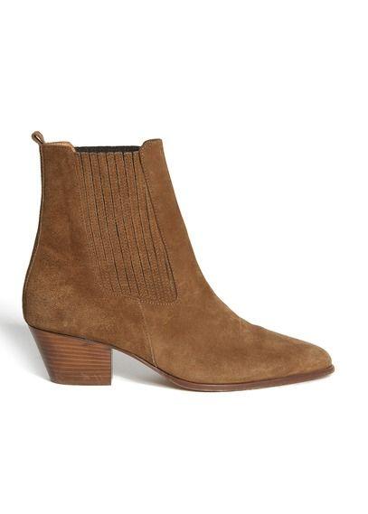 sandro bottines femme