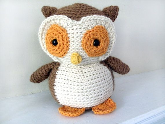 Crochet Owl Patterns - Cute Free Crochet Patterns • DIY & Crafts | 428x570