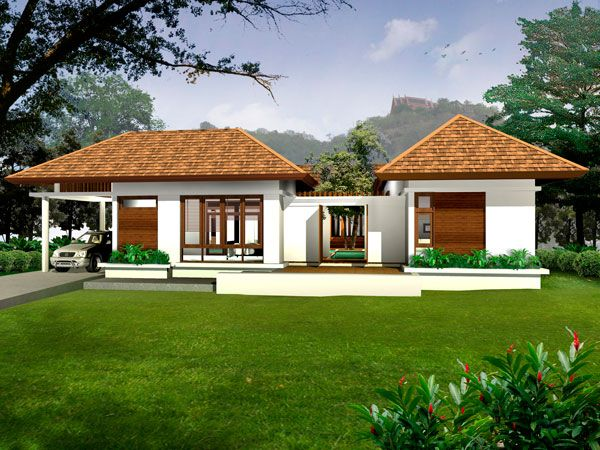 bali style homes house designs - Balinese House Designs