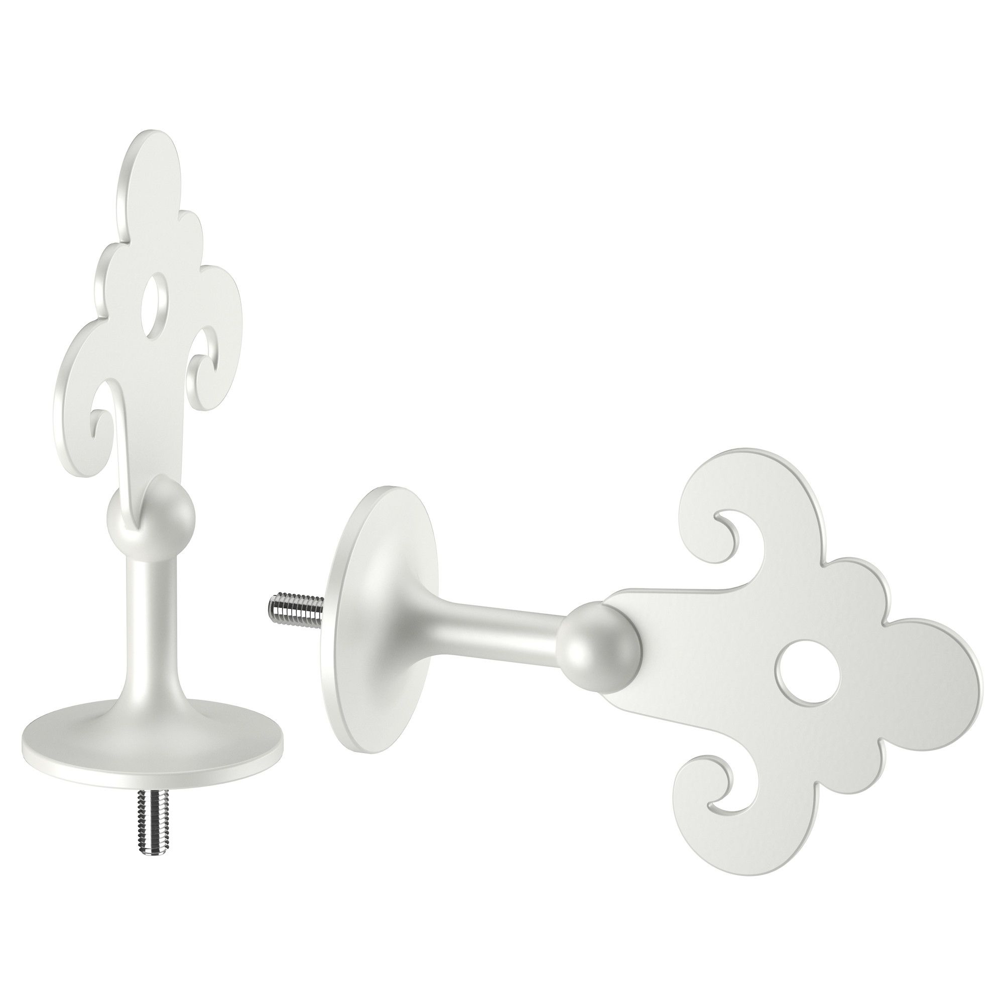 Us Furniture And Home Furnishings Finials For Curtain Rods Ikea Curtains Funky Bedroom
