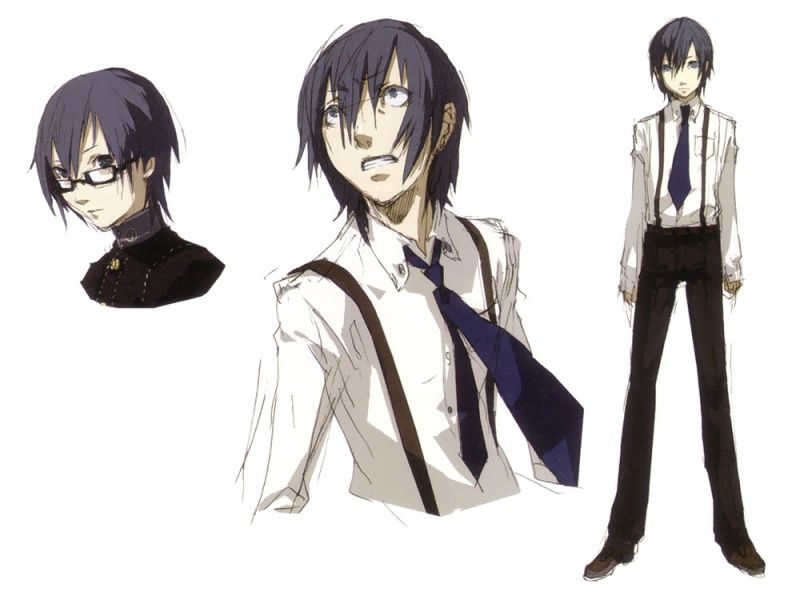 Persona 5 Anime Characters : Persona concept art google search