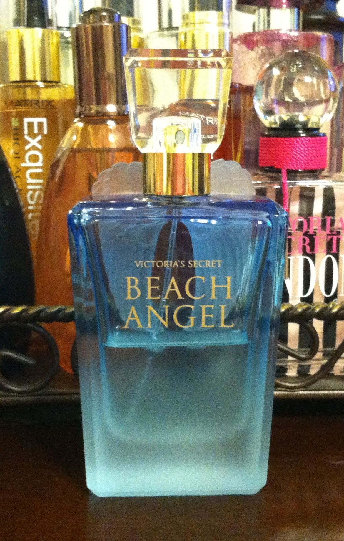Victoria's Angel Limited Secret Beach Gone Perfumehalf Edition R35ALScq4j