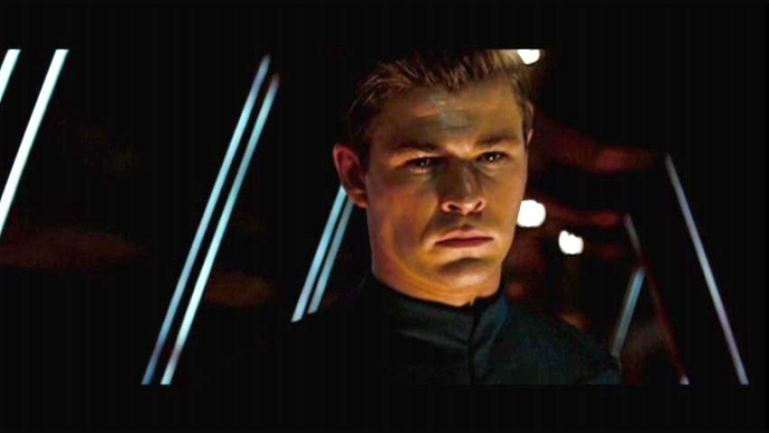 Photo Of Chris Hemsworth From Star Trek 2009 As Jims
