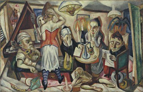 Max Beckmann (German, 1884–1950)