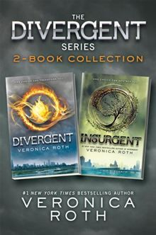 The Divergent Series 2 Book Collection By Veronica Roth Click Here To Buy This Ebook Collection Http Www Kobo Divergent Book Series Divergent Series Books