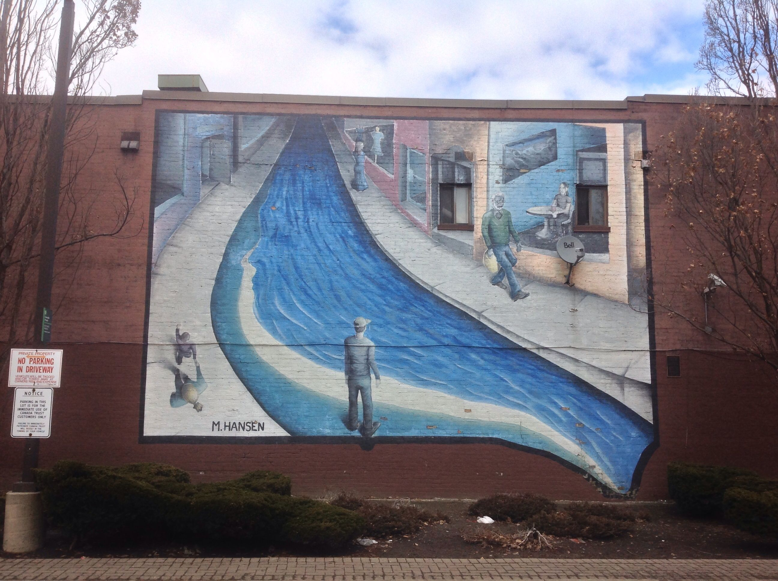 Along lakeshore road in toronto wall murals pinterest along lakeshore road in toronto wall muralstorontoroads amipublicfo Image collections